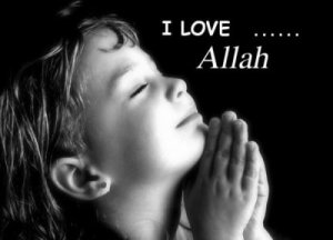 love you Allah